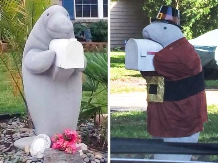 Unique Mailboxes (27 pics)