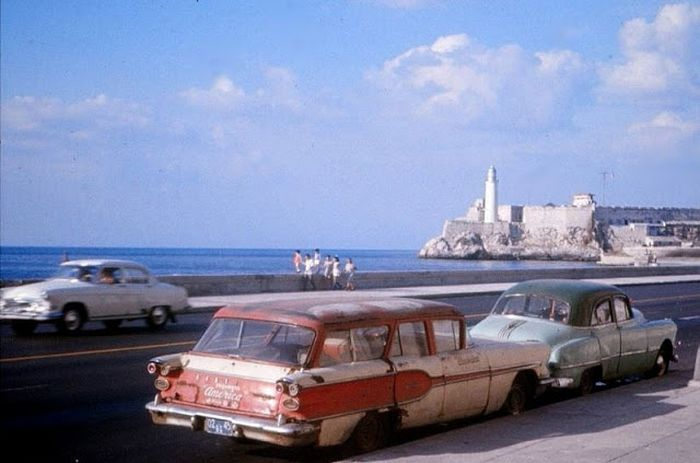 Color Photos Of Cuba In The 1970s (31 pics)