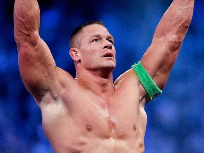 John Cena Is Posting Nostalgic Pictures To His Instagram (30 pics)