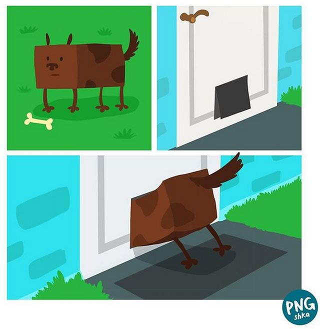 Funny Comics (24 pics)