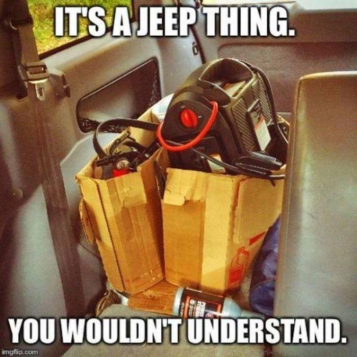 Jeep Memes (25 pics)
