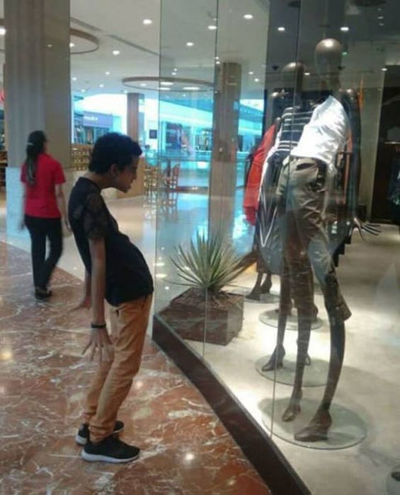 Funny Mannequins (31 pics)