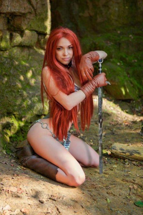 Sexy Cosplay Girls 33 Pics-1595