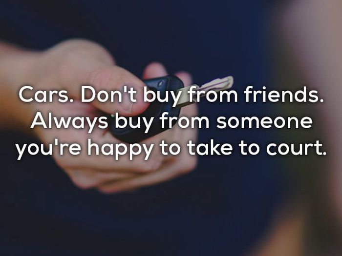 Life Lessons People Learned The Hard Way (16 pics)