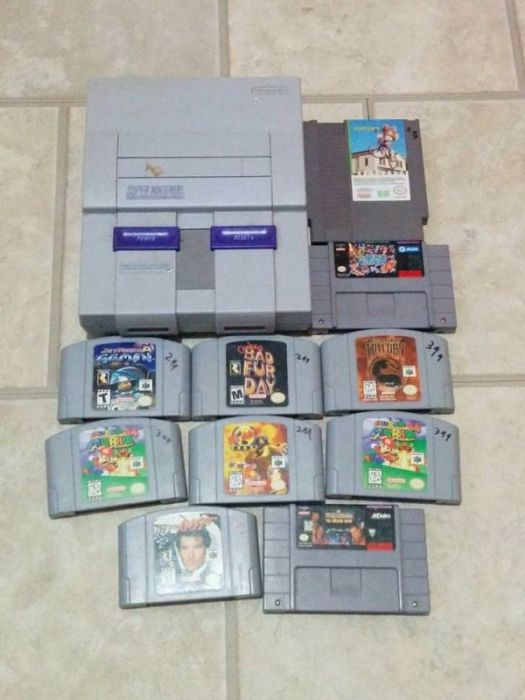 Games From The Past (16 pics)