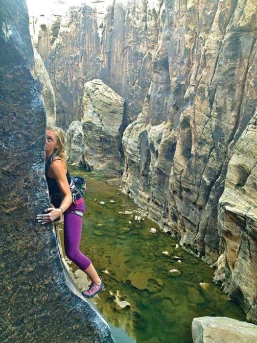 No Height Can Stop These Girls (42 pics)