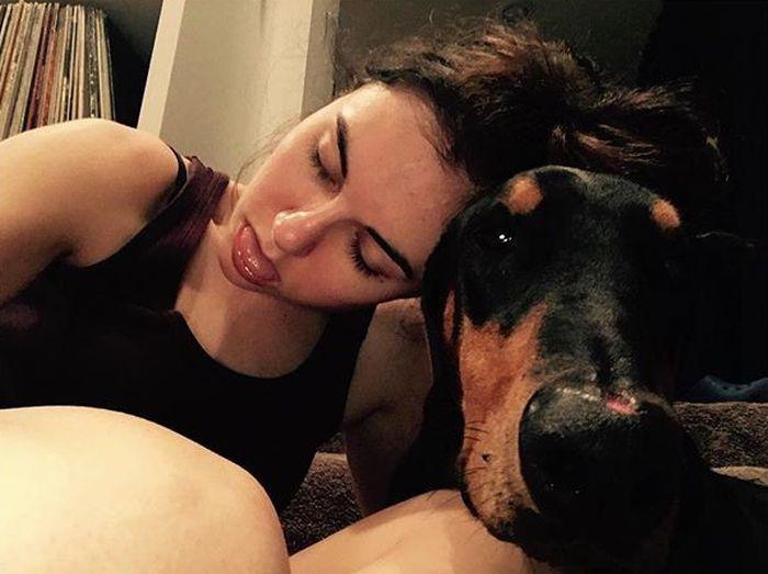 Sasha Grey On Instagram (21 pics)