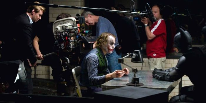 Behind The Scenes Of The Famous Movies (25 pics)