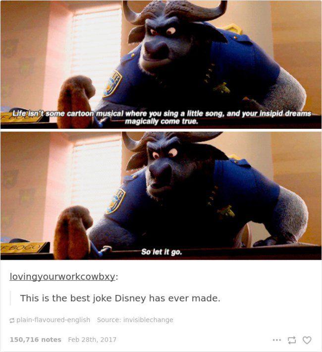 Disney Jokes (35 pics)