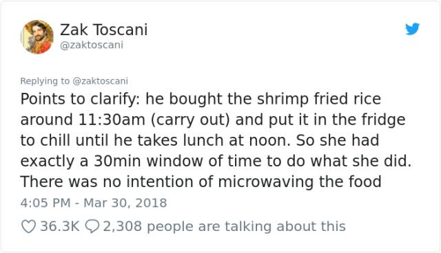 An Incredibly Dramatic Story About Lunch Being Stolen From An Office Fridge (30 pics)