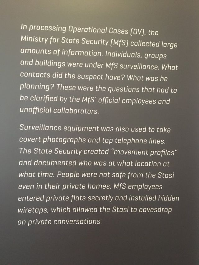 You should visit the Stasi museum the next time you're in Berlin (4 pics)