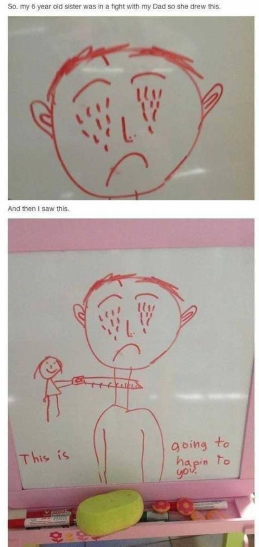 Kids Doing Strange Things (34 pics)