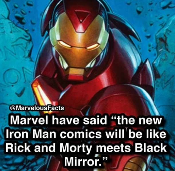 Interesting Facts About Marvel Universe (34 pics)