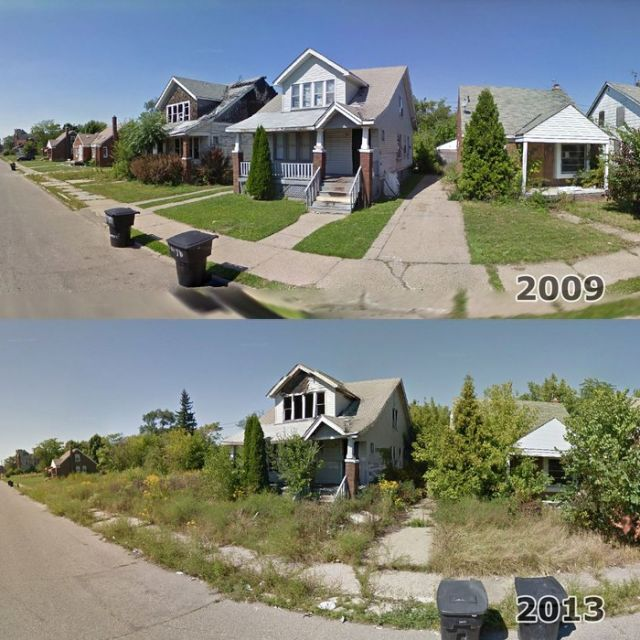 How Detroit Has Changed (6 pics)