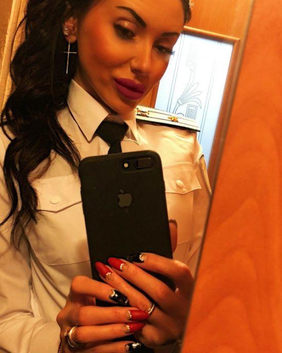 Cute Russian Police Girls 25 Pics-5771