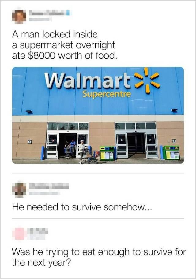 Sarcastic Comments (25 pics)