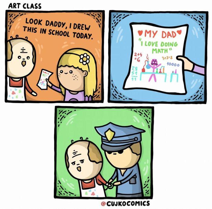 Creative Comics (30 pics)