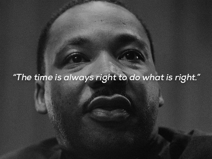 Words of Martin Luther King Jr. (17 pics)