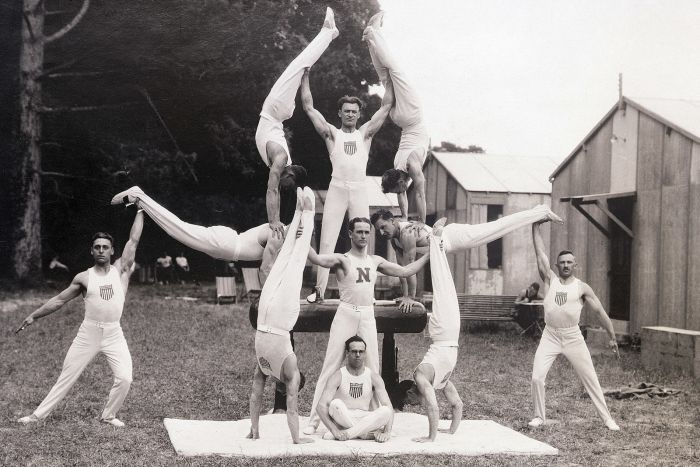 Incredible Pictures From Early Years Of The Olympics (22 pics)