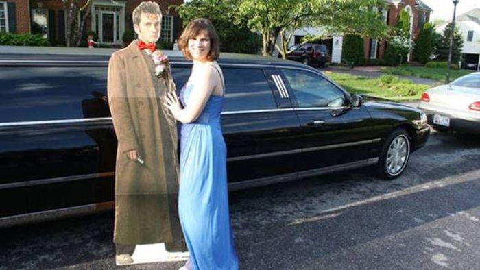 Funny And Strange Prom Photos (24 pics)