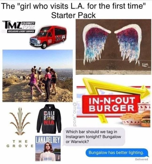 Starter Pack To Be Ready For Anything (30 pics)