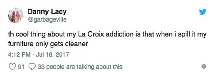 People Either Really Love Or Really Hate LaCroix (24 pics)