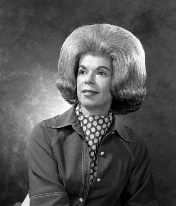 Big Hair From The 1960s (26 pics)