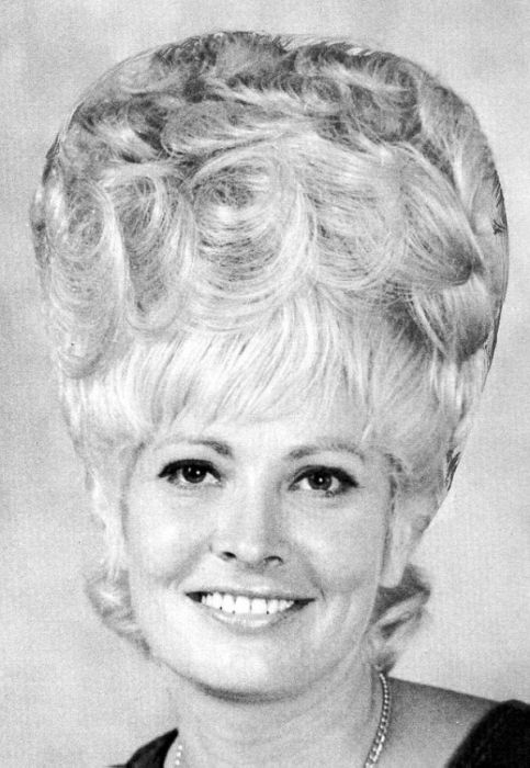 Big Hair From The 1960s 26 Pics
