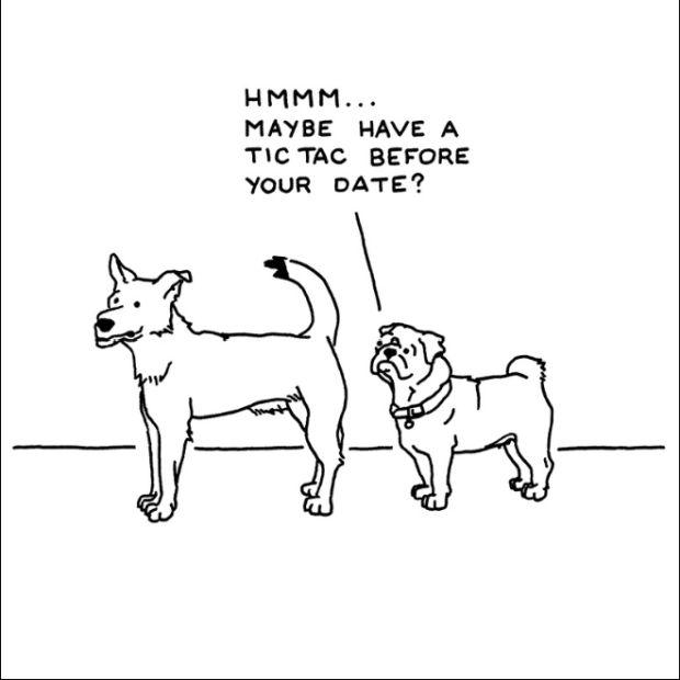 Cartoons by Henry James Garrett (18 pics)