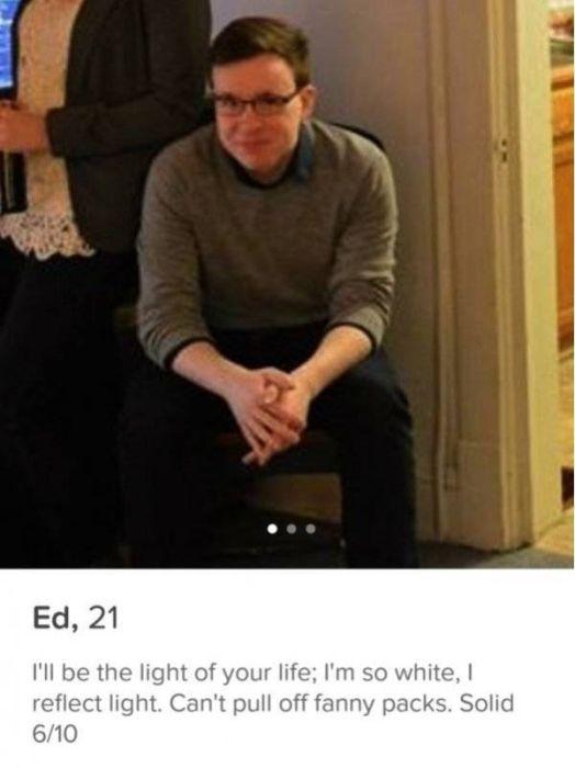 Awkward Tinder Profiles (23 pics)
