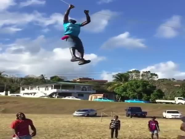 Ridiculousness at Kite Flying Competition