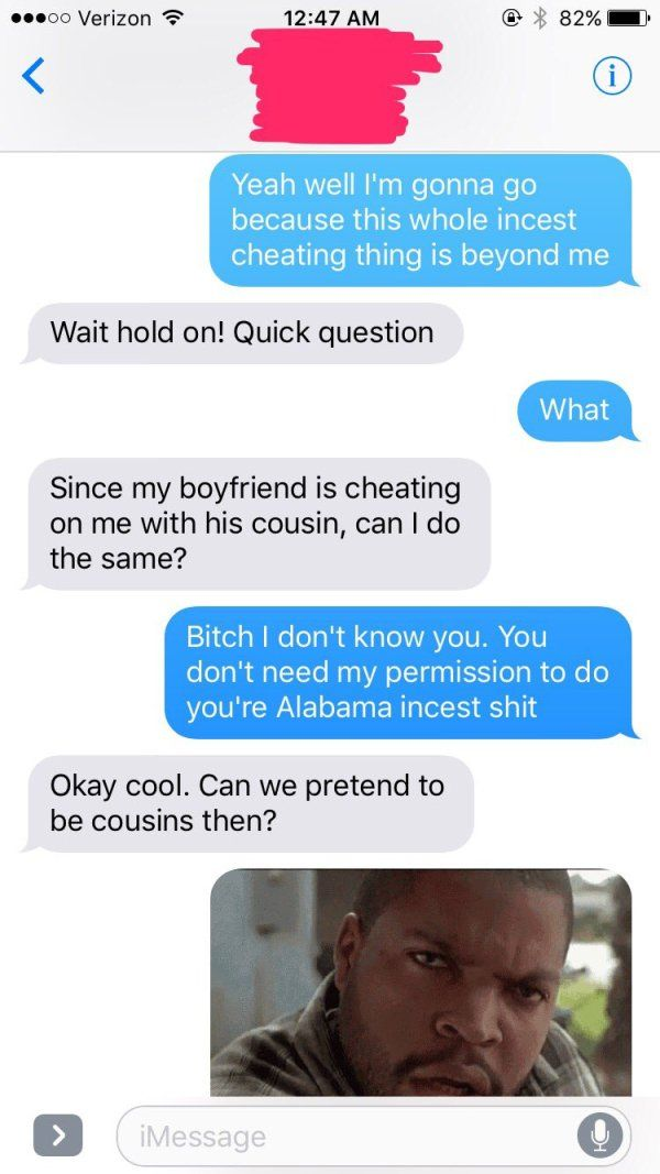Wrong Number Text Leads To An Unexpected Conversation (4 pics)