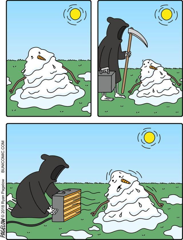 Sarcastic Comics (16 pics)