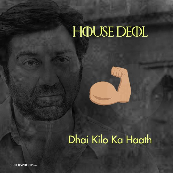 If Bollywood Stars Had Their Own 'Game Of Thrones' Houses, This Is What Their Sigils Would Be (16 pics)
