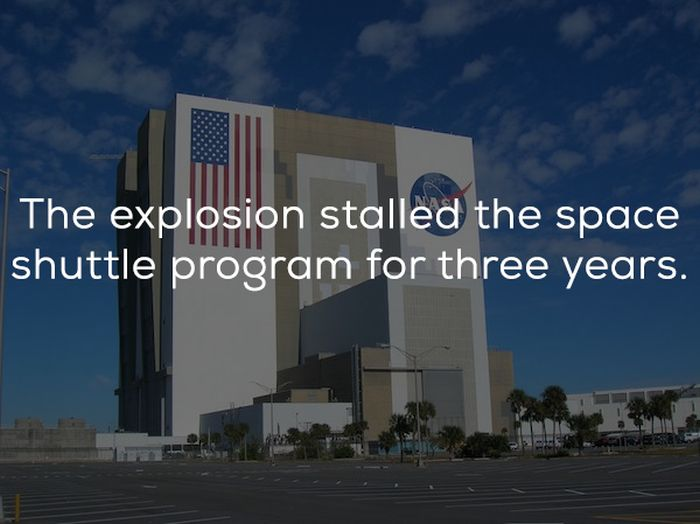 Facts About The Challenger Shuttle Disaster (21 pics)