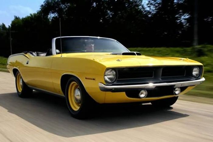 The Most Expensive Muscle Cars (15 pics)