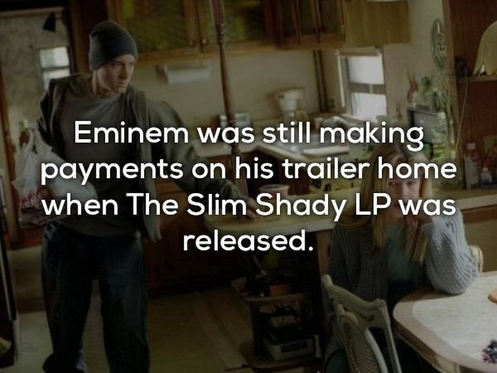 Facts About Eminem (18 pics)