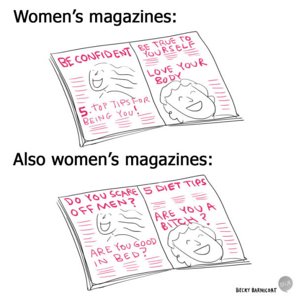 Feminist Memes (25 pics)