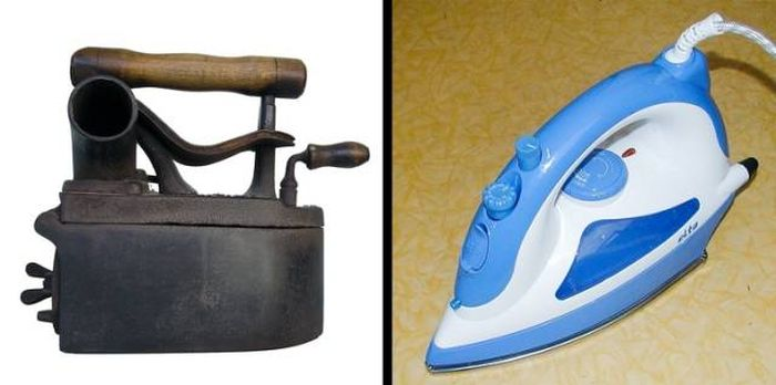 How Modern Objects Looked Like A Long Time Ago (21 pics)