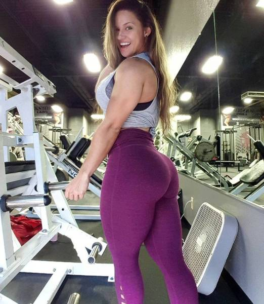 Girls Who Never Skip Leg Day (19 pics)