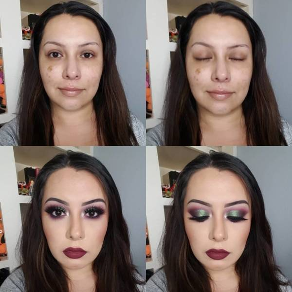 The Power Of Makeup (22 pics)
