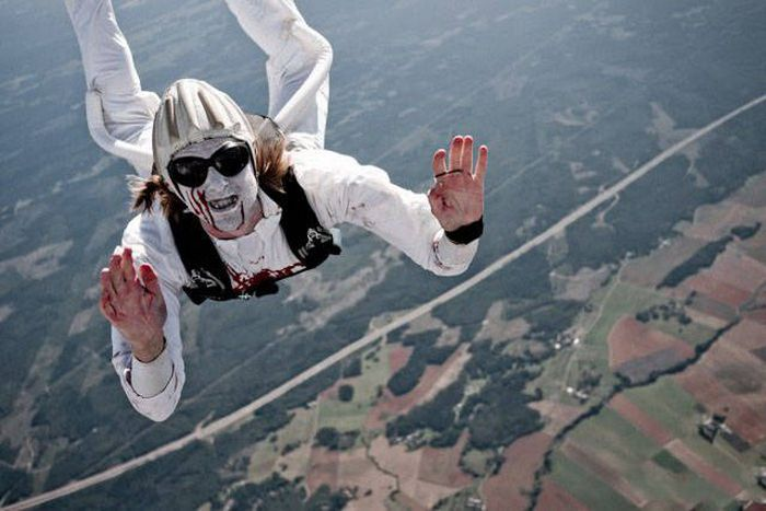 Funny Skydivers (49 pics)
