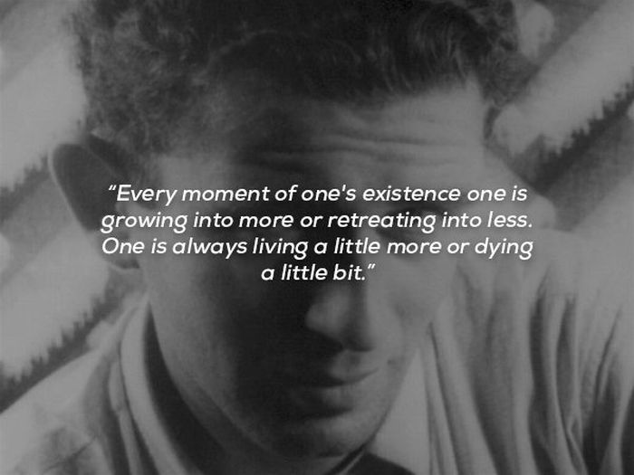 Words Of Norman Mailer (16 pics)