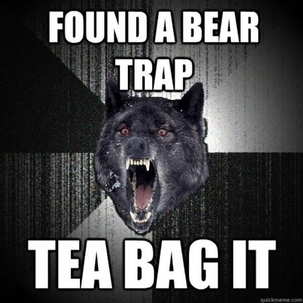 Wolf Memes (25 pics)