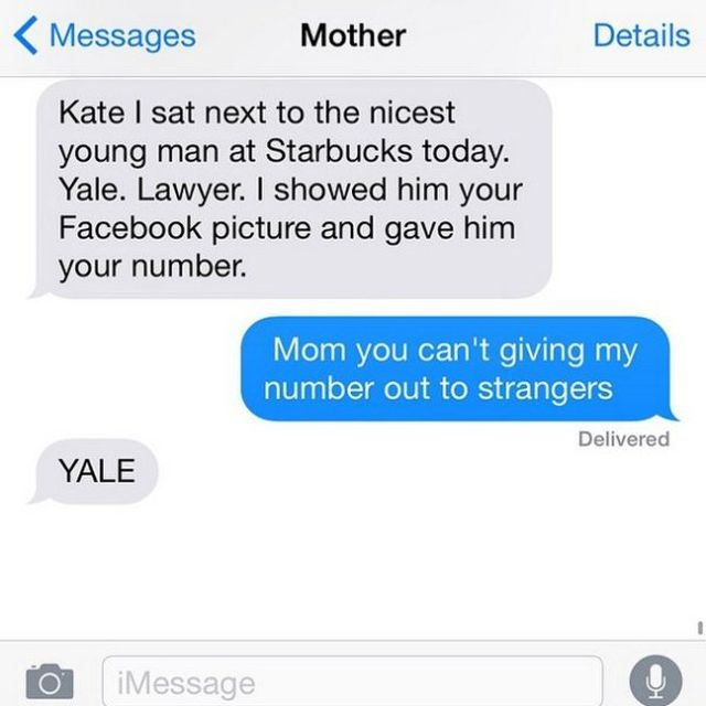 Texts From Crazy Jewish Mom (23 pics)