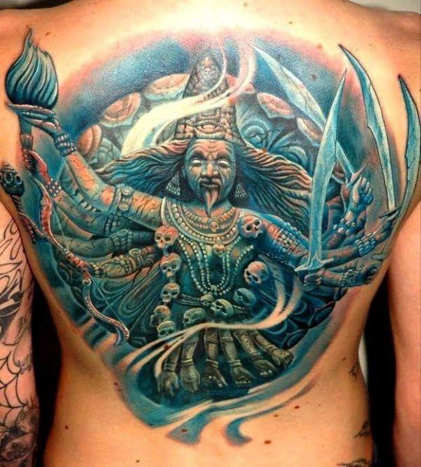 Realistic Tattoos (34 pics)