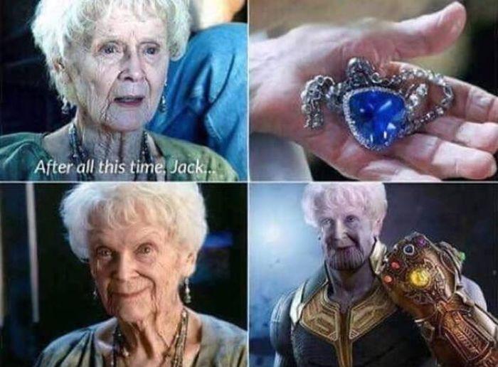 Marvel Memes (48 pics)