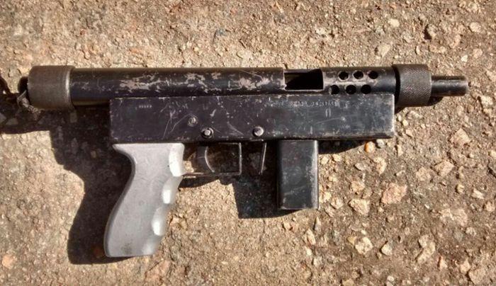 Custom Home Made Guns (37 pics)