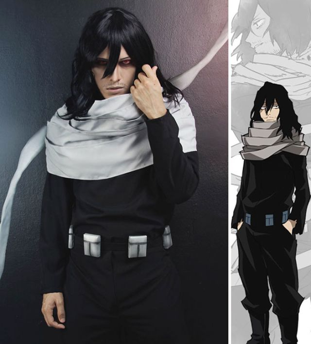 This Cosplayer Can Turn Himself Into Any Character (25 pics)