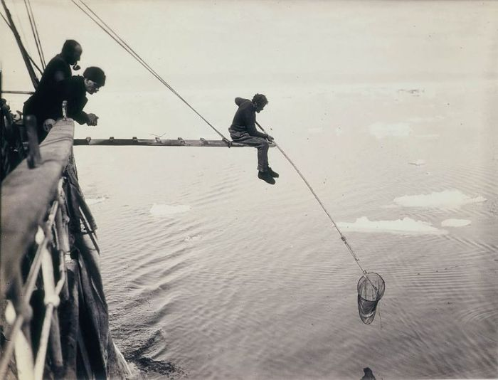 Photos From The First Australian Antarctic Expedition Of 1911-1914 (29 pics)